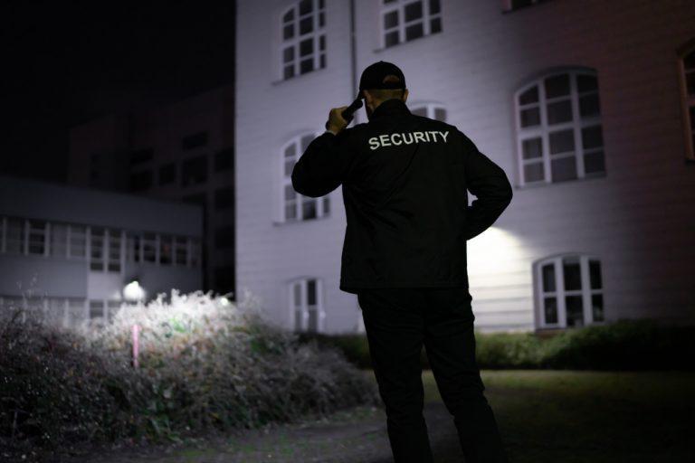 Mobile patrol guard